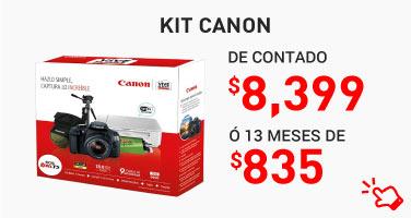 25. Kit Canon8399