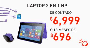 25. Laptop 2 en 1 Hp