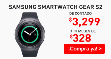 Samsung Smart Watch Gear S2