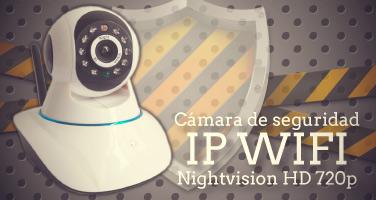 Cámara IP WI*720