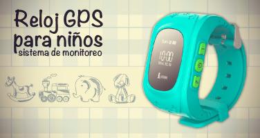 Reloj GPS Niños*