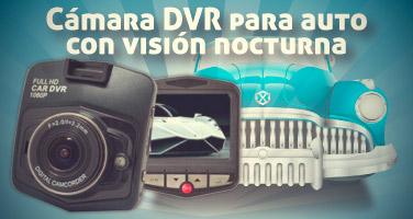 Cámara DVR p AutoVNocturna NO