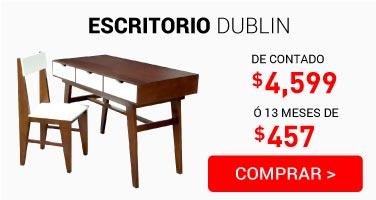 Escritorio Dublin 4599***Oferta