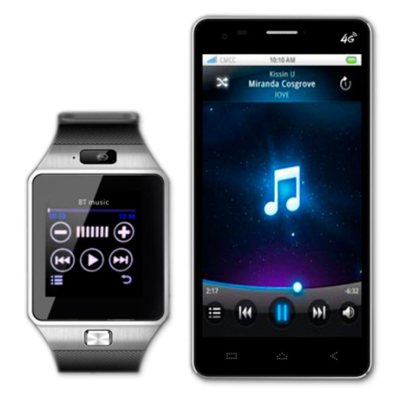 Reloj Celular Smartwatch DZ09