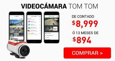 27 Videocamara Tom Tom