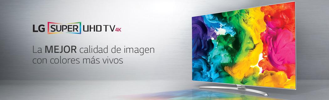 LG UHD TV4k