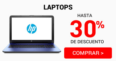 5. Laptop HP 30%