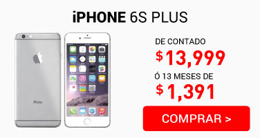 CELULAR APPLE IPHONE 6 PLUS 16GB 13999