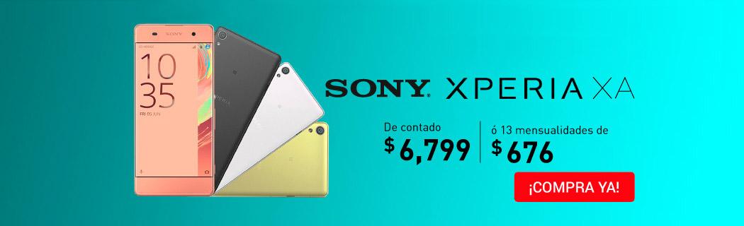 SonyXpedia XA