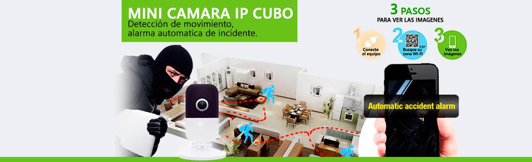 Mini Camara IP
