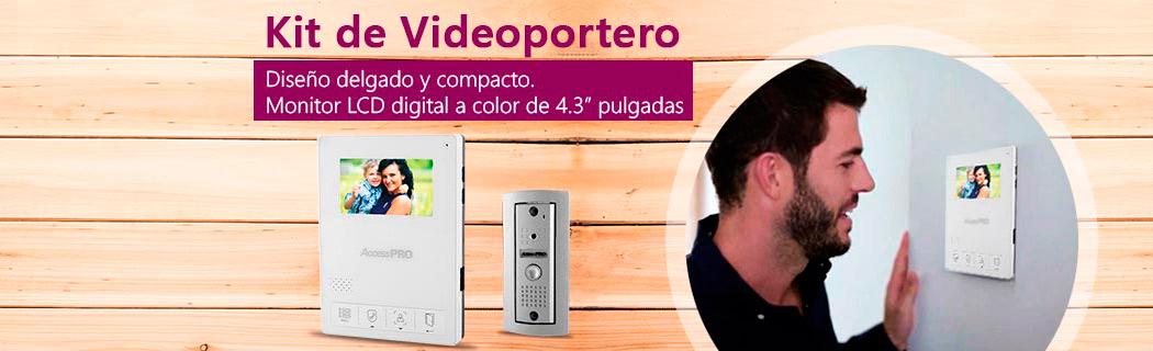 Kit de Videoporteo