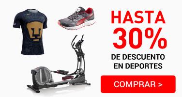 Landing Deportes 30%