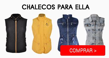 G. Chalecos Ella