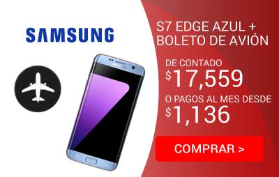 Samsung S7 Azul