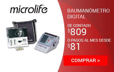 Baumanometro Digital Automatico de Brazo