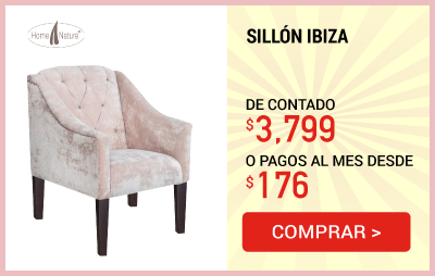 Sillón Home Nature- Ibiza