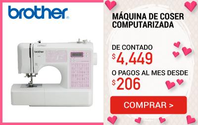 20 Máquina de Coser Computarizada Brother
