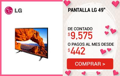 "20 Pantalla LG 49"" FHD Smart Tv 49LH5700"