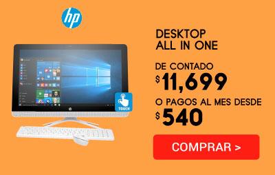 19  Desktop Hp All In One 24-G018