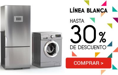 Línea Blanca 50%