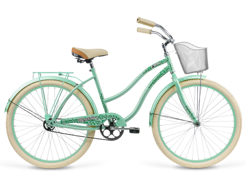 Bicicleta Mercurio Cruiser Dim R26