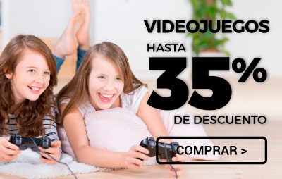 Videojuegos 50%
