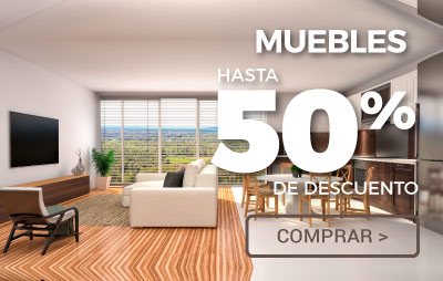 Muebles 50%