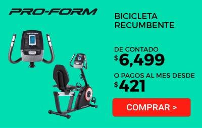 Bicicleta Proform Pfex52715 - 235 Csx