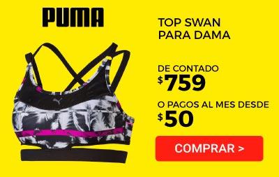 Top Swan Pack Puma 51535801 - Dama