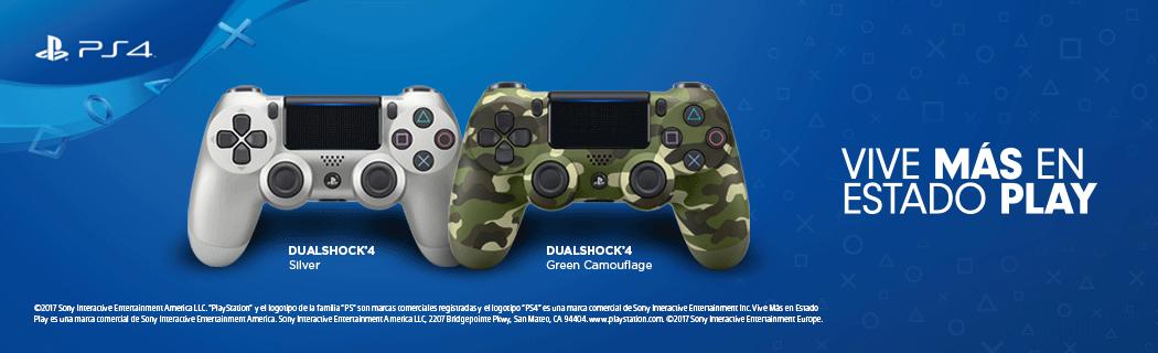 PS4 Controles