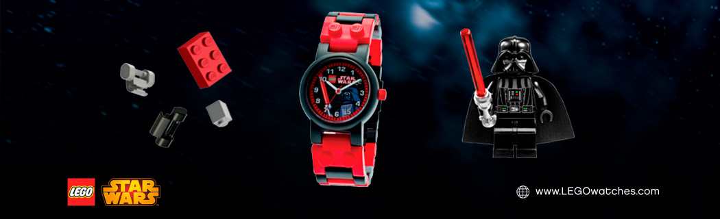 Darth Vader relojes la tendences