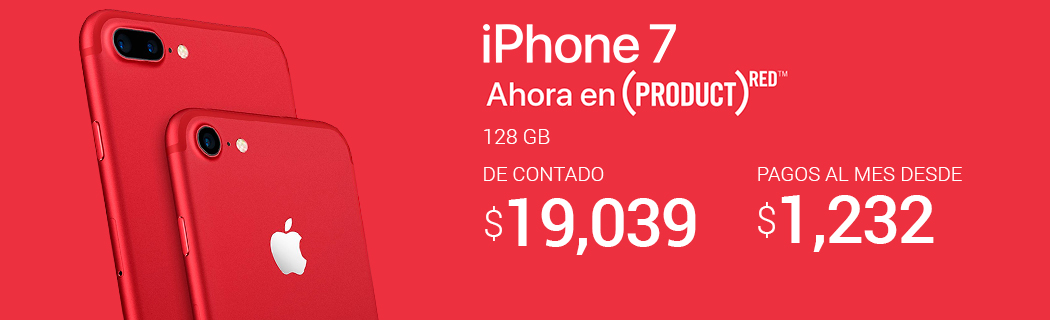 iPhone 7 REd 19000 ok