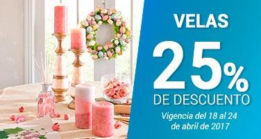 velas y fragancias 18-24ABril