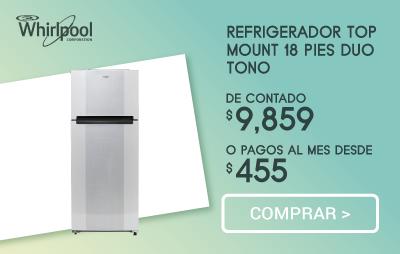 Refrigerador Whirpool