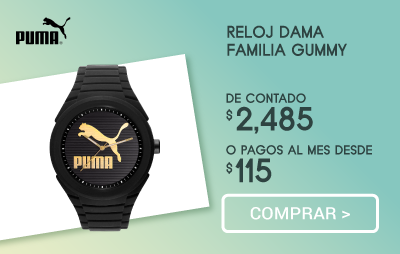 Reloj Dama Puma