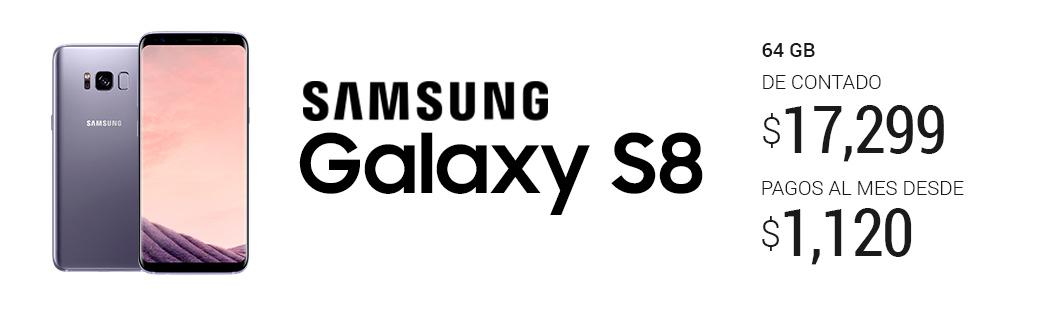 Samsung Galaxy S8***