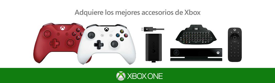 Accesorios Xbox