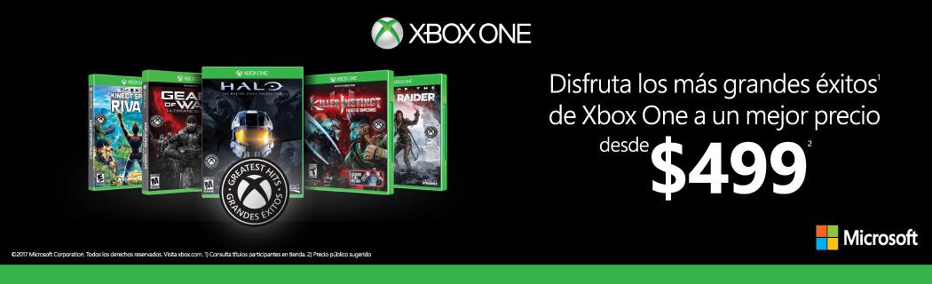Xbox Videojuegos 499