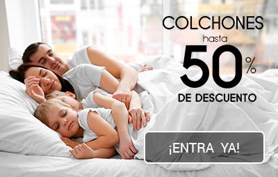 Colchones 60%