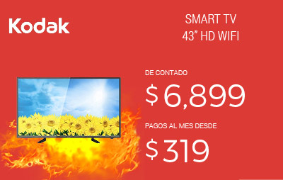 smart tv kodak 631079