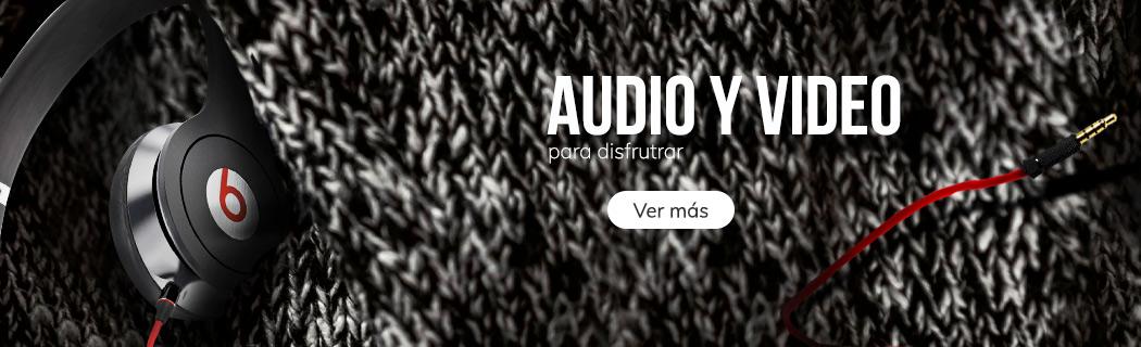 Audio y Video G