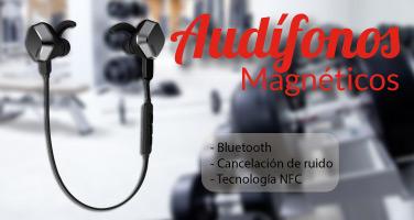Audífonos magneticos agosto