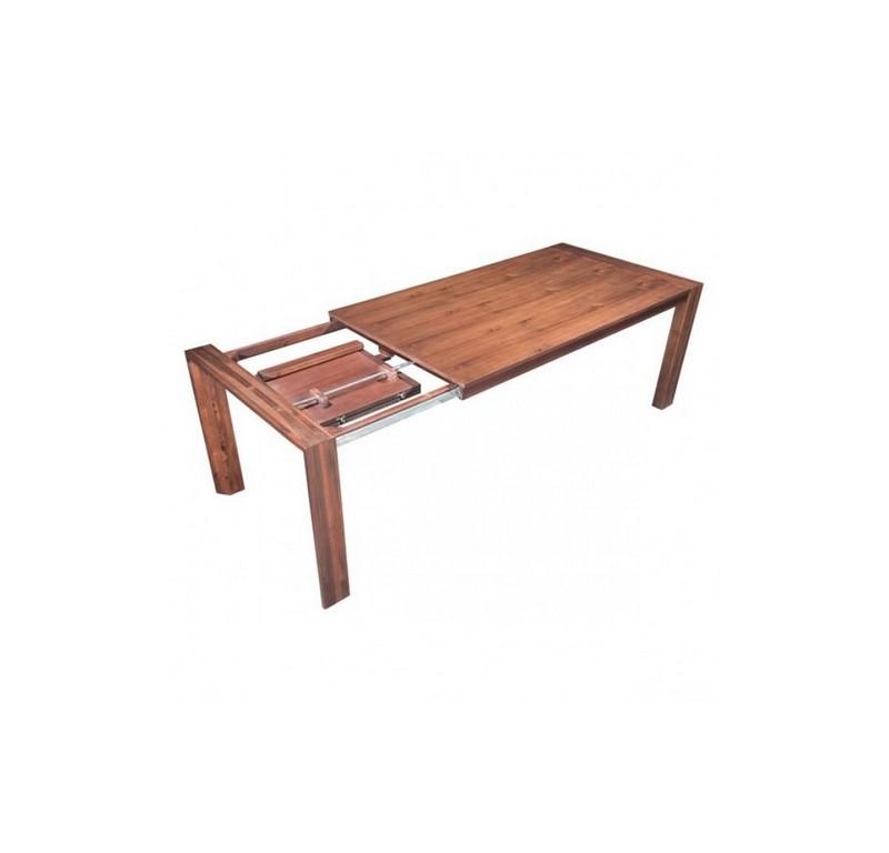 Mesa de comedor extensible perth acacia k ssa - Mesa acacia extensible ...