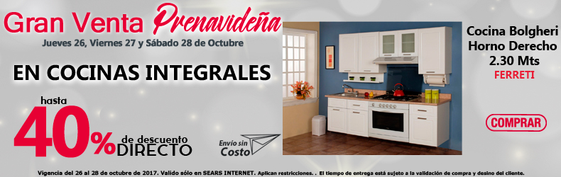 Excelente Iluminación De La Cocina Sears Modelo - Ideas Del Gabinete ...