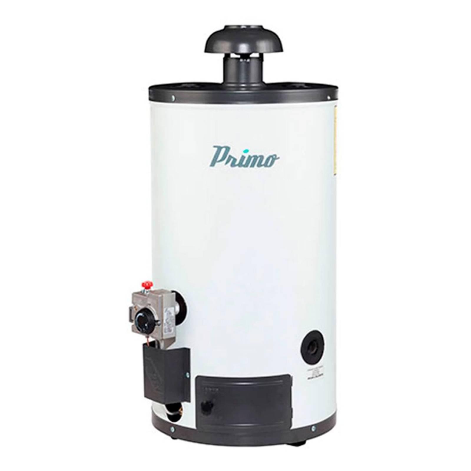 Calentador Deposito Gas Natural 38L 1 Servicio Cerillo Iusa