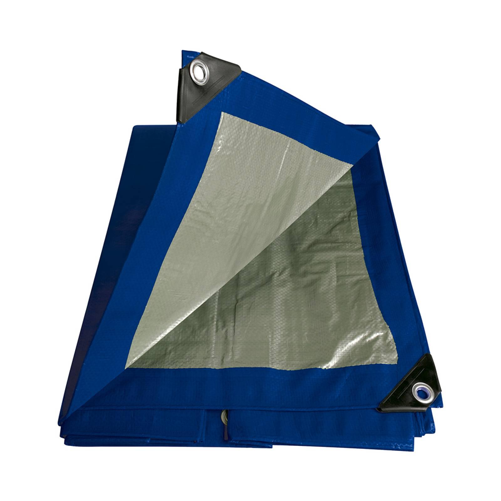 Lona Polietileno Azul 3 X 3M Balta 190211 Balta